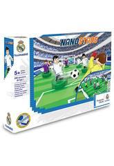 NanoSterne Real Madrid Stadium mit 9 Figuren Giochi Preziosi 3223