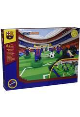 Nanostars Futebol Club Barcelona Estadio com 9 Figuras Giochi Preziosi 3229