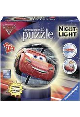Puzzle 3D Lampe Cars 3 Ravensburger 11820