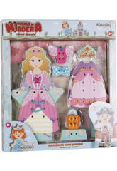 Puzzle Madeira Veste à Princesa 29 cm