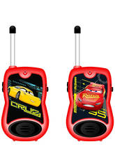 Cars 3 Walkie Talkie 100 m. Lexibook TW12DC