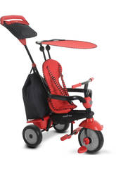 Tricycle GLOW 4 en 1 Rouge SmarTrike