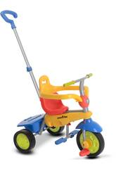 Triciclo BREEZE 3 em 1 COLORES SmarTrike