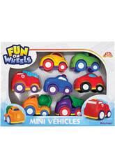 Mini-Fahrzeuge Autos 7 cm. Keenway 30340