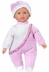 Puppe Wiping Baby 30 cm. Cucocito 3211