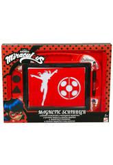 Miraculous Ladybug Magnet-Tafel