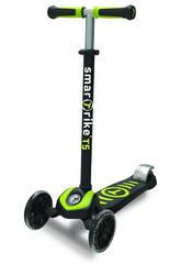 Roller Scooter Verde 36 Meses Smart Trike