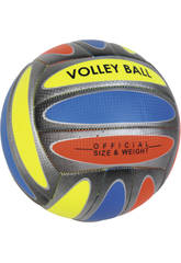 Ballon Volley-Ball Holiday Couleurs