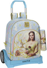 Zaino Trolley Evolution La Bella e La Bestia Safta 611708860