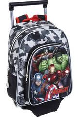 Sac à dos Enfant avec Roulettes Avengers Safta 611734020