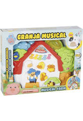 Granja Musical Infantil Buenos Días