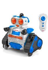 Radio Control Robot Ballbot 2 en 1 2.4GHz 13x17x7cm Ninco NT10042