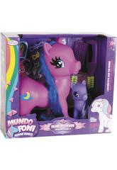 Famiglia di 2 Pony