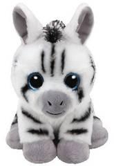 Peluche Stripes Cebra 15 cm. Ty 41198