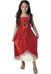 Costume Bimba Elena di Avalor Classic M Rubies 630038-M