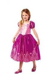 Costume Bimba Rapunzel Classic Deluxe S Rubies 640722-S