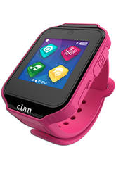 Montre Smartwatch Clan Rose Cefa Tronic 109