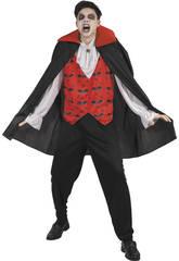 Disfraz Adulto XL Vampiro