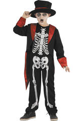 Disfraz Babys M Esqueleto
