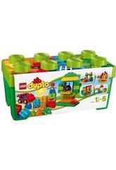 Lego Duplo Grande Boîte du Jardin en Fleurs 10572