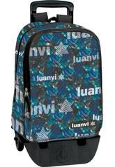 Daypack mit Unterstützung Luanvi Galaxy Perona 54461
