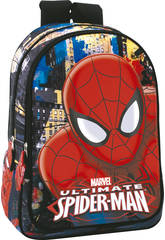 Daypack Junior Spiderman Town Perona 53707