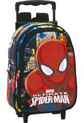 Spiderman Sac à Dos Trolley Town Perona 54301