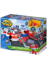 Superwings Maletín Torre Jett