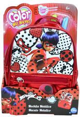 LadyBug Miraculous Zaino Color Me Mine Cife 41187
