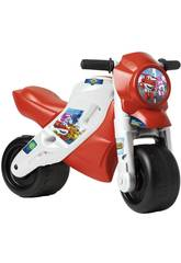 Moto Feber Superwings 3-4 Años 51x67x35cm Famosa 800011301