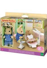 Sylvanian Families Set Dentista Country Epoch Para Imaginar 5095