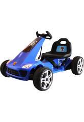 Kart Batteria 6 V. Con Musica e Luce