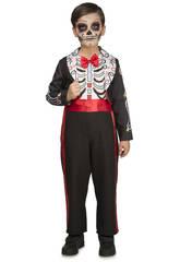 Disfraz Niño XL Pequeño Día de los Muertos