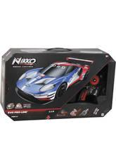 Radio contrôle 1:14 Ford GT Nikko 94482