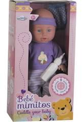 Baby Doll Mimitos 33cm mit Zubehör und Sounds