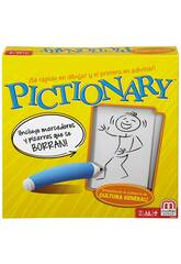 Pictionary Cast