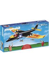 Playmobil Planeador de Carreras Palymobil 5219