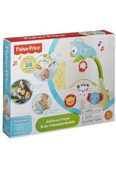 Móvil Fisher Price Musical 3 en 1 Mattel CHR11