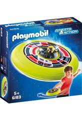 Playmobil Disco Voador Cósmico com Astronauta 6183