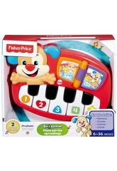 Piano Petit Chien Apprentissage