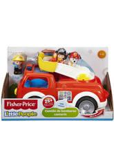 Fisher Price Camión De Bomberos Cantarín