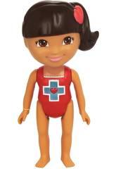 Dora muñecas de baño
