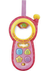 Telefono Baby Cellulare Rosa