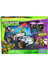 Mega Bloks Tortues Ninja Vehicules De Courses
