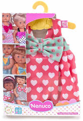 Nenuco Kleidung für Puppe mit Aufhänger Sortiment 42 cm Famosa 700012824