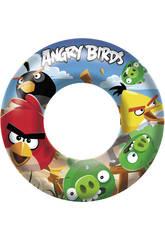 Flotador Angry Birds 56 Cm Bestway 96102B
