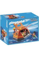 Playmobil Radeau de Sauvetage