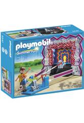 Playmobil Stand Chamboule-tout