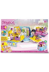 Pin y Pon Ambulancia de Mascotas Famosa 700012751