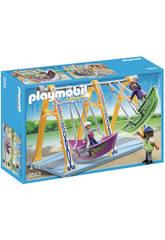 Playmobil Bateau Balançoire